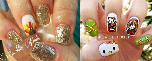 15-Best-Turkey-Nail-Art-Designs-Ideas-Trends-2015 -Thanksgiving-Nails-F