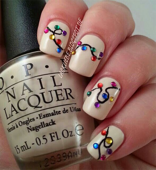 15-Christmas-Lights-Nail-Art-Designs-Ideas-Stickers-2015-Xmas-Nails-5