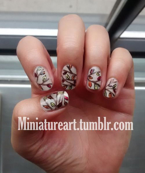 15-Cute-Easy-Fall-Autumn-Nail-Art-Designs-Ideas-2015-7