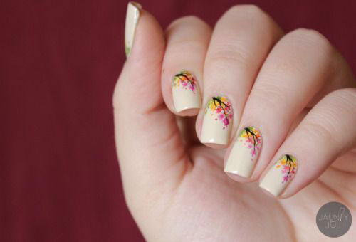 15-Cute-Easy-Fall-Autumn-Nail-Art-Designs-Ideas-2015-8