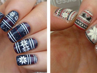 15-Ugly-Christmas-Sweater-Nail-Art-Designs-Ideas-Stickers-2015-Xmas-Nails-F