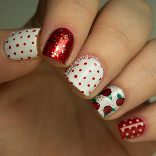 18-Easy-Cute-Christmas-Nail-Art-Designs-Ideas-Trends-2015 -Xmas-Nails-12