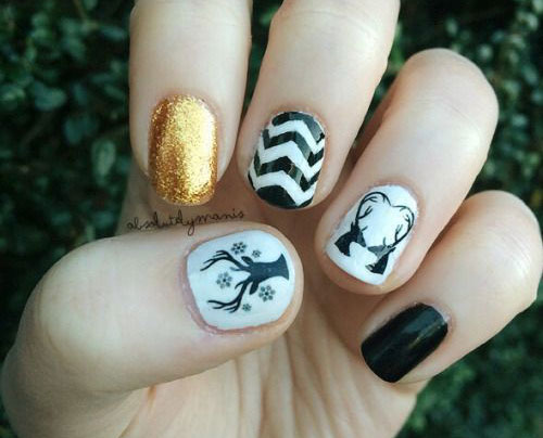 18-Easy-Cute-Christmas-Nail-Art-Designs-Ideas-Trends-2015 -Xmas-Nails-15