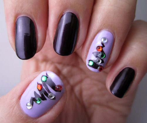 18-Easy-Cute-Christmas-Nail-Art-Designs-Ideas-Trends-2015 -Xmas-Nails-16