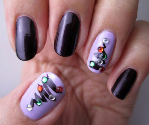 18-Easy-Cute-Christmas-Nail-Art-Designs-Ideas-Trends-2015 -Xmas-Nails-16