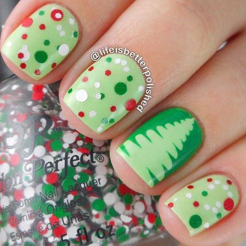 18-Easy-Cute-Christmas-Nail-Art-Designs-Ideas-Trends-2015 -Xmas-Nails-3