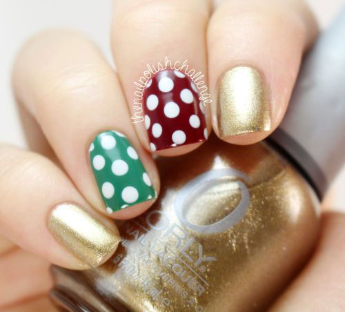 18-Easy-Cute-Christmas-Nail-Art-Designs-Ideas-Trends-2015 -Xmas-Nails-8