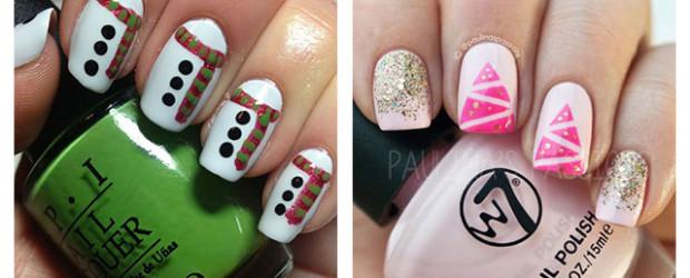 18-Easy-Cute-Christmas-Nail-Art-Designs-Ideas-Trends-2015 -Xmas-Nails-F