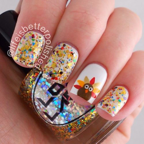 18-Easy-Cute-Thanksgiving-Nail-Art-Designs-Ideas-Stickers-2015-13
