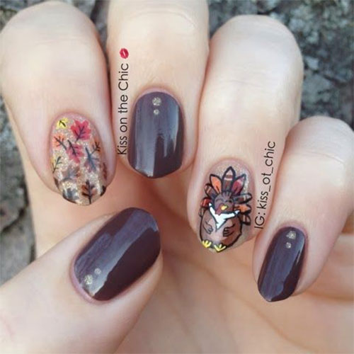 18-Easy-Cute-Thanksgiving-Nail-Art-Designs-Ideas-Stickers-2015-3