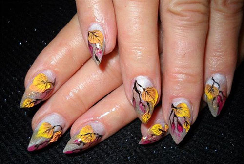 25-Amazing-Fall-Nail-Art-Designs-Ideas-Trends-Stickers-2015-Autumn-Nails-1