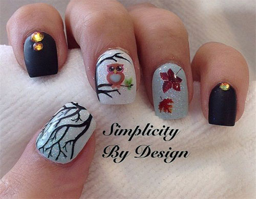 25-Amazing-Fall-Nail-Art-Designs-Ideas-Trends-Stickers-2015-Autumn-Nails-15
