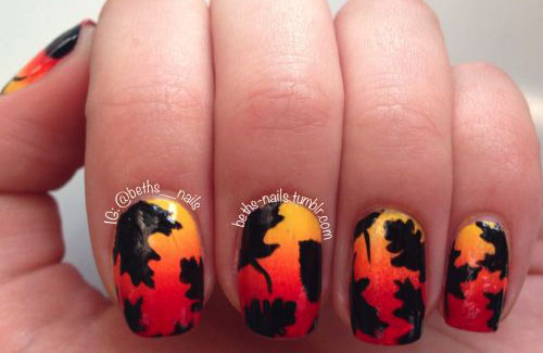 25-Amazing-Fall-Nail-Art-Designs-Ideas-Trends-Stickers-2015-Autumn-Nails-19