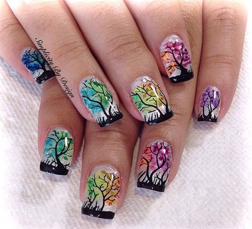 25-Amazing-Fall-Nail-Art-Designs-Ideas-Trends-Stickers-2015-Autumn-Nails-2