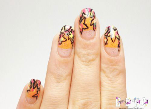 25-Amazing-Fall-Nail-Art-Designs-Ideas-Trends-Stickers-2015-Autumn-Nails-4
