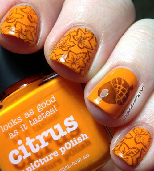 25-Amazing-Fall-Nail-Art-Designs-Ideas-Trends-Stickers-2015-Autumn-Nails-6