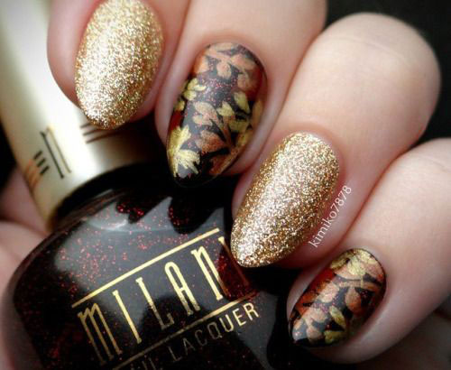 25-Amazing-Fall-Nail-Art-Designs-Ideas-Trends-Stickers-2015-Autumn-Nails-7