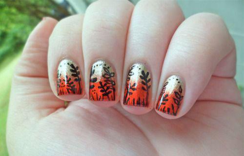 25-Best-Autumn-Leaf-Nail-Art-Designs-Ideas-Stickers-2015-Fall-Nails-11