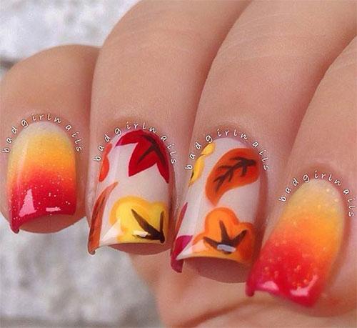 25-Best-Autumn-Leaf-Nail-Art-Designs-Ideas-Stickers-2015-Fall-Nails-13