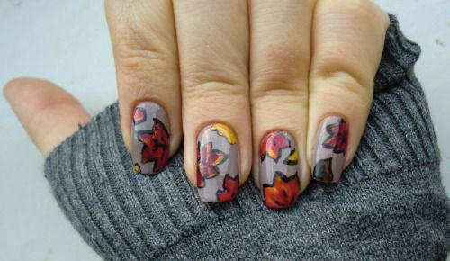 25-Best-Autumn-Leaf-Nail-Art-Designs-Ideas-Stickers-2015-Fall-Nails-15