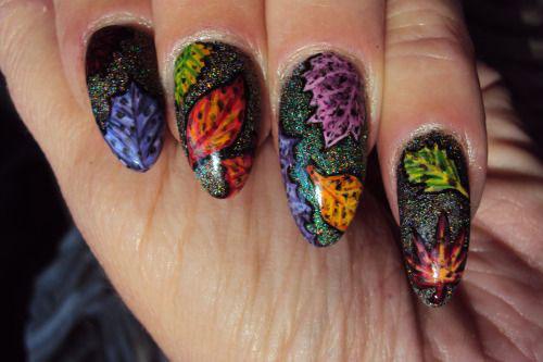 25-Best-Autumn-Leaf-Nail-Art-Designs-Ideas-Stickers-2015-Fall-Nails-18