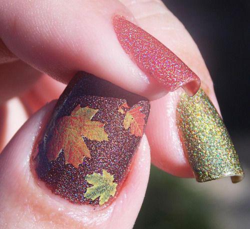 25-Best-Autumn-Leaf-Nail-Art-Designs-Ideas-Stickers-2015-Fall-Nails-23