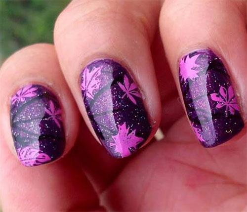25-Best-Autumn-Leaf-Nail-Art-Designs-Ideas-Stickers-2015-Fall-Nails-24