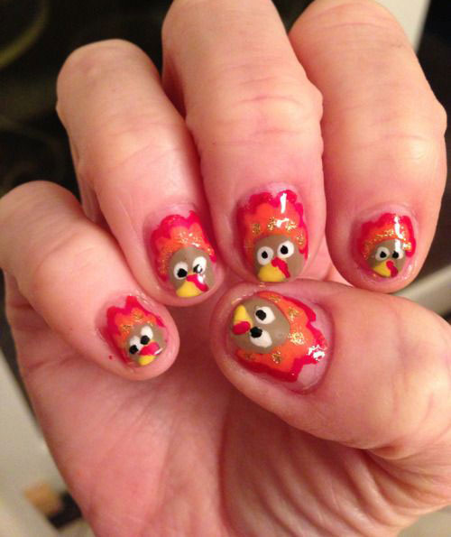 25-Best-Thanksgiving-Nail-Art-Designs-Ideas-Trends-Stickers-2015-15