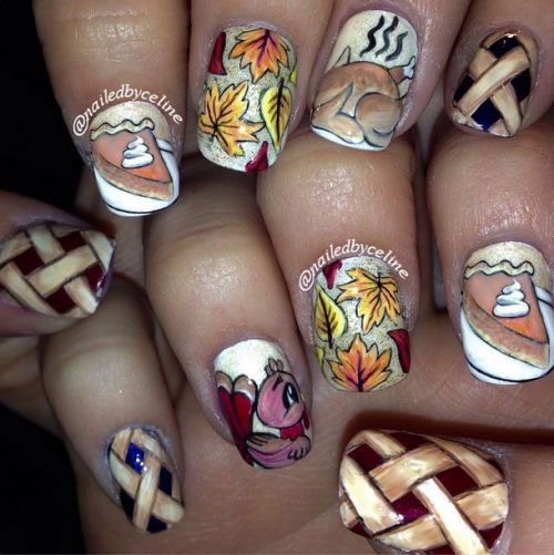 25-Best-Thanksgiving-Nail-Art-Designs-Ideas-Trends-Stickers-2015-24