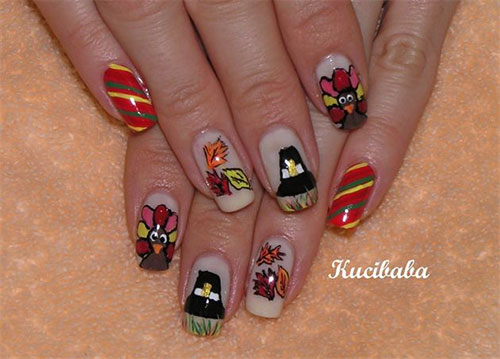 25-Best-Thanksgiving-Nail-Art-Designs-Ideas-Trends-Stickers-2015-25