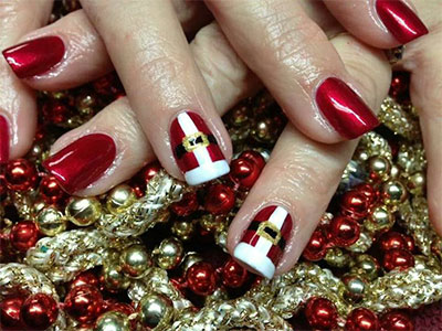 10-Santa-Belt-Nail-Art-Designs-Ideas-Trends-Stickers-2015-Xmas-Nails-1