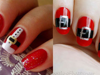 10-Santa-Belt-Nail-Art-Designs-Ideas-Trends-Stickers-2015-Xmas-Nails-F