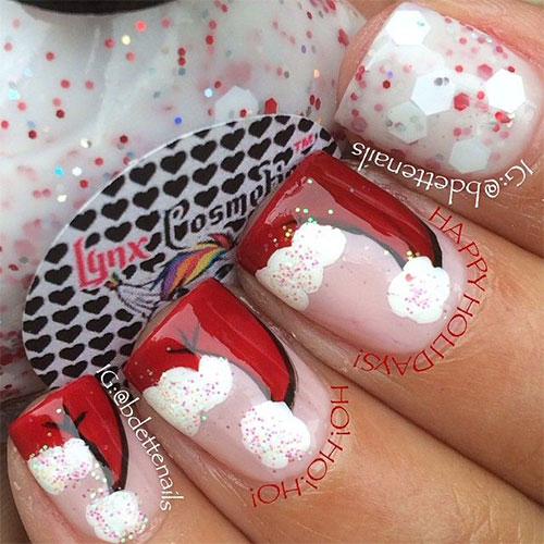 12-Santa-Hat-Nail-Art-Designs-Ideas-Trends-Stickers-2015-Xmas-Nails-10