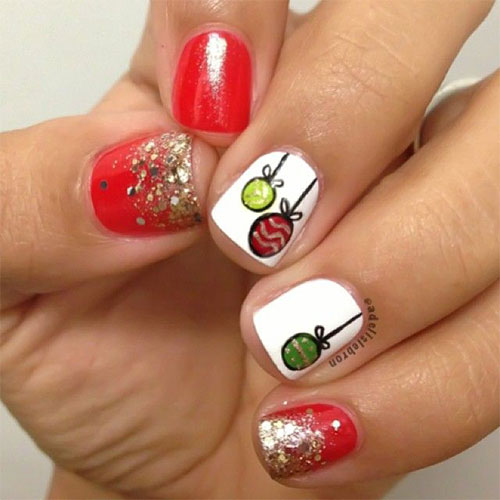 15-Christmas-Ornament-Nail-Art-Designs-Ideas-Stickers-2015-Xmas-Nails-12