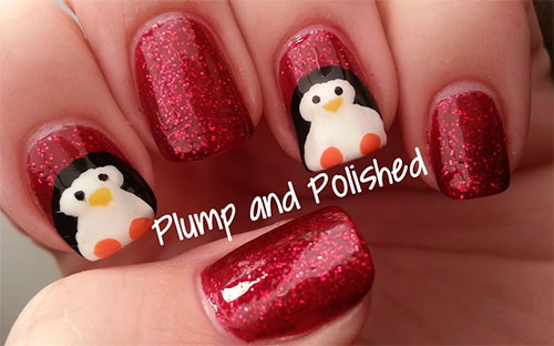 15-Christmas-Penguin-Nail-Art-Designs-Ideas-Stickers-2015-Xmas-Nails-11