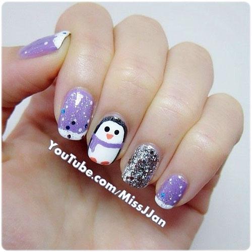 15-Christmas-Penguin-Nail-Art-Designs-Ideas-Stickers-2015-Xmas-Nails-14