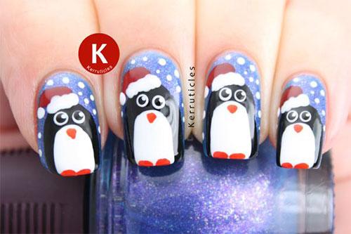 15-Christmas-Penguin-Nail-Art-Designs-Ideas-Stickers-2015-Xmas-Nails-3