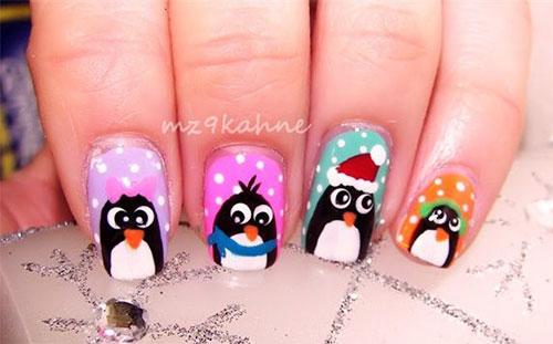 15-Christmas-Penguin-Nail-Art-Designs-Ideas-Stickers-2015-Xmas-Nails-7