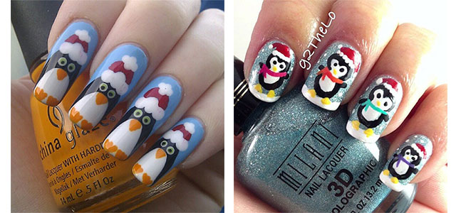15-Christmas-Penguin-Nail-Art-Designs-Ideas-Stickers-2015-Xmas-Nails-F