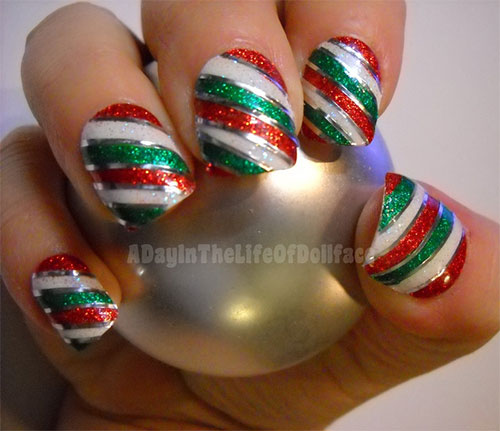 15-Red-Green-Gold-Christmas-Nail-Art-Designs-Ideas-2015-Xmas-Nails-15