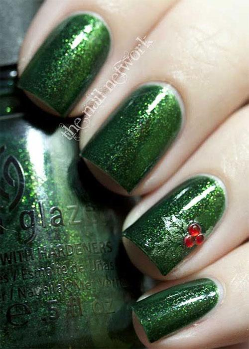 15-Red-Green-Gold-Christmas-Nail-Art-Designs-Ideas-2015-Xmas-Nails-4