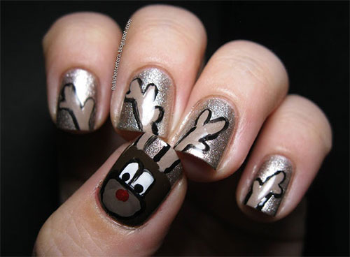 15-Reindeer-Nail-Art-Designs-Ideas-Stickers-2015-Xmas-Nails-11