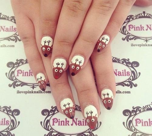 15-Reindeer-Nail-Art-Designs-Ideas-Stickers-2015-Xmas-Nails-2