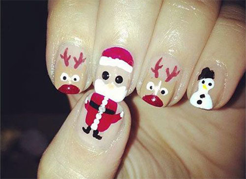 15-Santa-Nail-Art-Designs-Ideas-Trends-Stickers-2015-Xmas-Nails-11