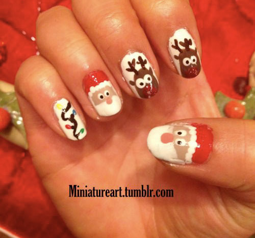 15-Santa-Nail-Art-Designs-Ideas-Trends-Stickers-2015-Xmas-Nails-12