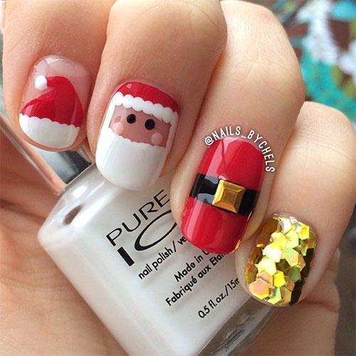 15-Santa-Nail-Art-Designs-Ideas-Trends-Stickers-2015-Xmas-Nails-5