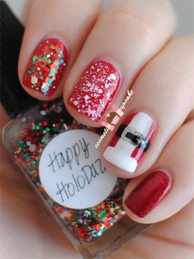 15-Santa-Suit-Nail-Art-Designs-Ideas-Trends-Stickers-2015-Xmas-Nails-3