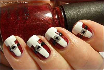 15-Santa-Suit-Nail-Art-Designs-Ideas-Trends-Stickers-2015-Xmas-Nails-8