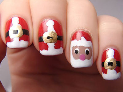 15-Santa-Suit-Nail-Art-Designs-Ideas-Trends-Stickers-2015-Xmas-Nails-9