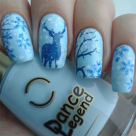 20-Christmas-Snow-Nail-Art-Designs-Ideas-2015-Xmas-Nails-4